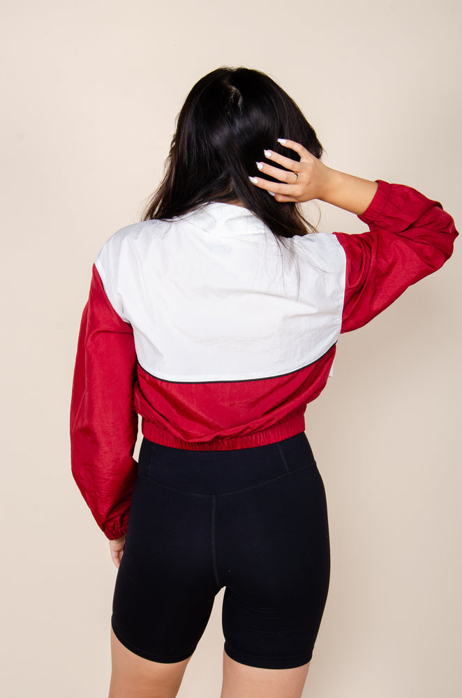 Load image into Gallery viewer, Cornell Vintage Track Jacket - Hype and Vice