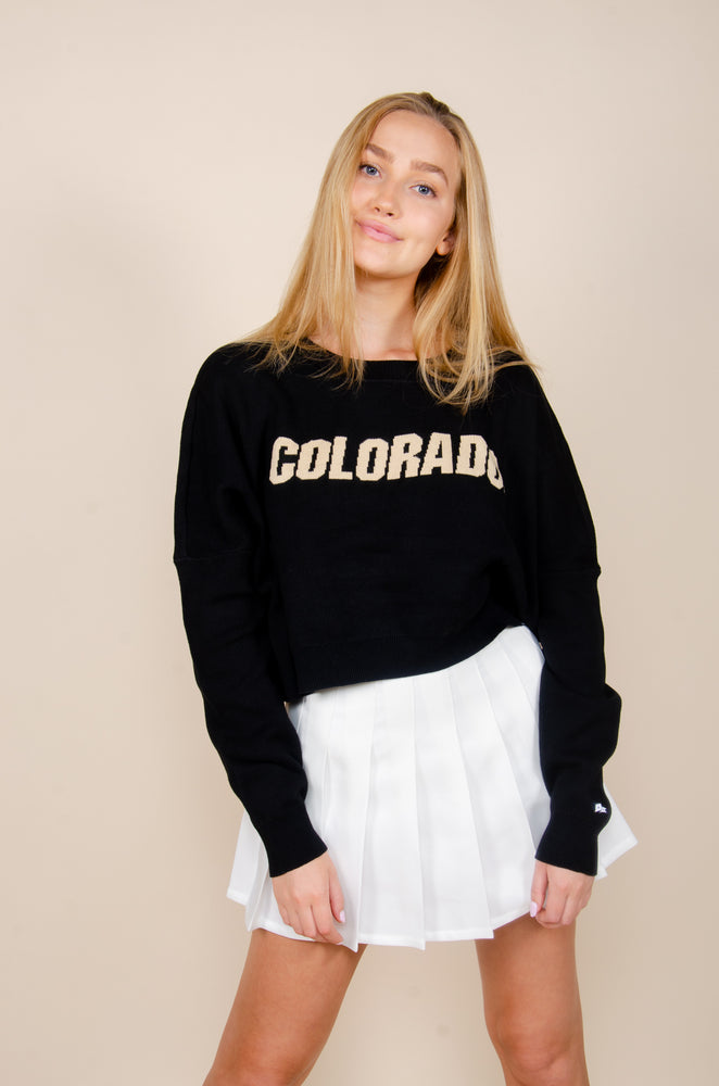 Load image into Gallery viewer, Colorado Ivy Intarsia Sweater