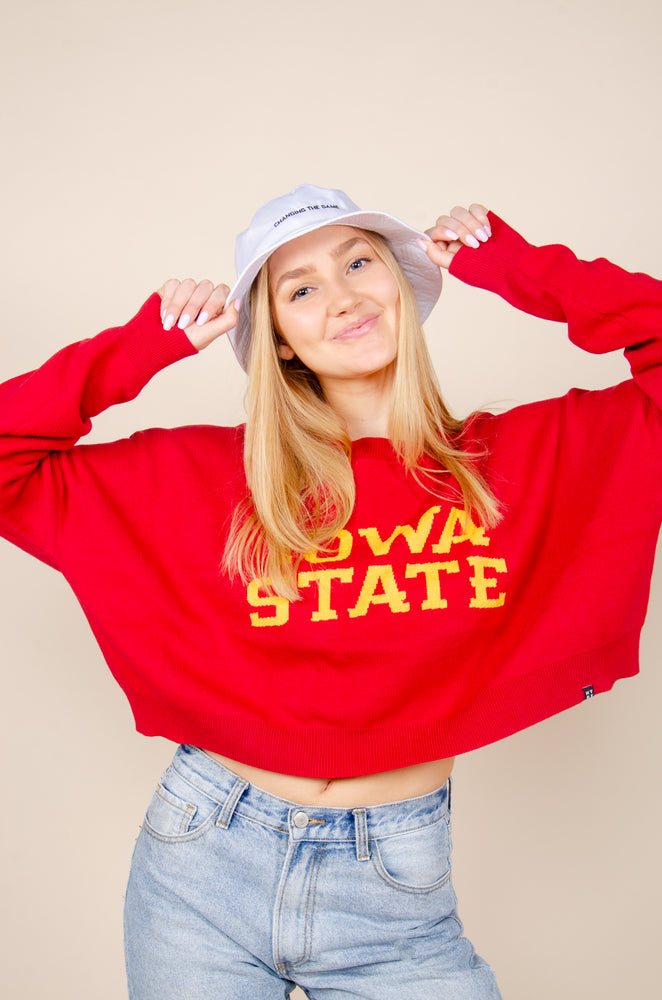 Load image into Gallery viewer, Iowa State Ivy Intarsia Sweater