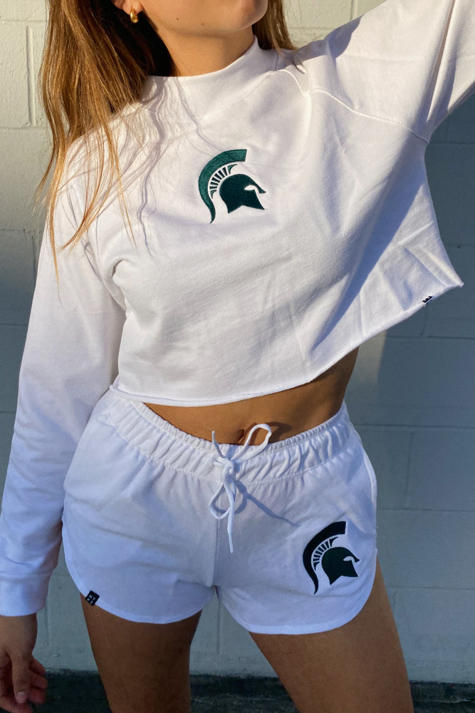 Load image into Gallery viewer, MTO Michigan State Lounge Top