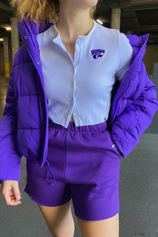 Load image into Gallery viewer, MTO Babydoll Knit Kansas State