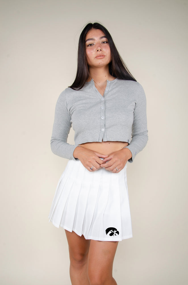 Load image into Gallery viewer, MTO Iowa Tennis Skirt