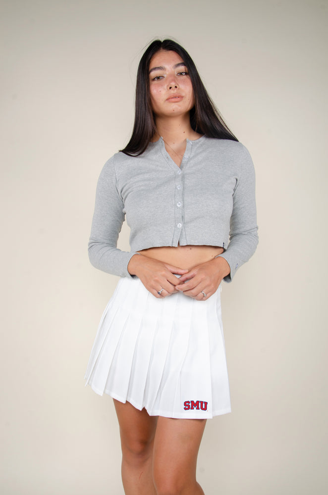 Load image into Gallery viewer, MTO SMU Tennis Skirt