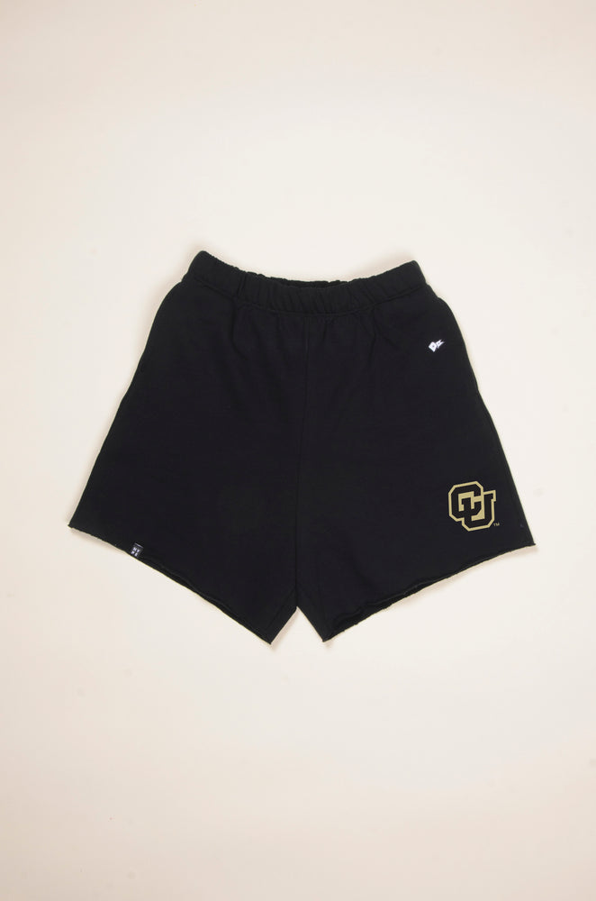 Load image into Gallery viewer, MTO Colorado Boulder Cut Off Sweatshorts