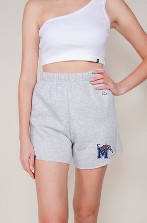 Load image into Gallery viewer, MTO Memphis Cut Off Sweatshorts
