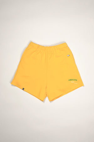 Load image into Gallery viewer, MTO Oregon University Cut Off Sweatshorts