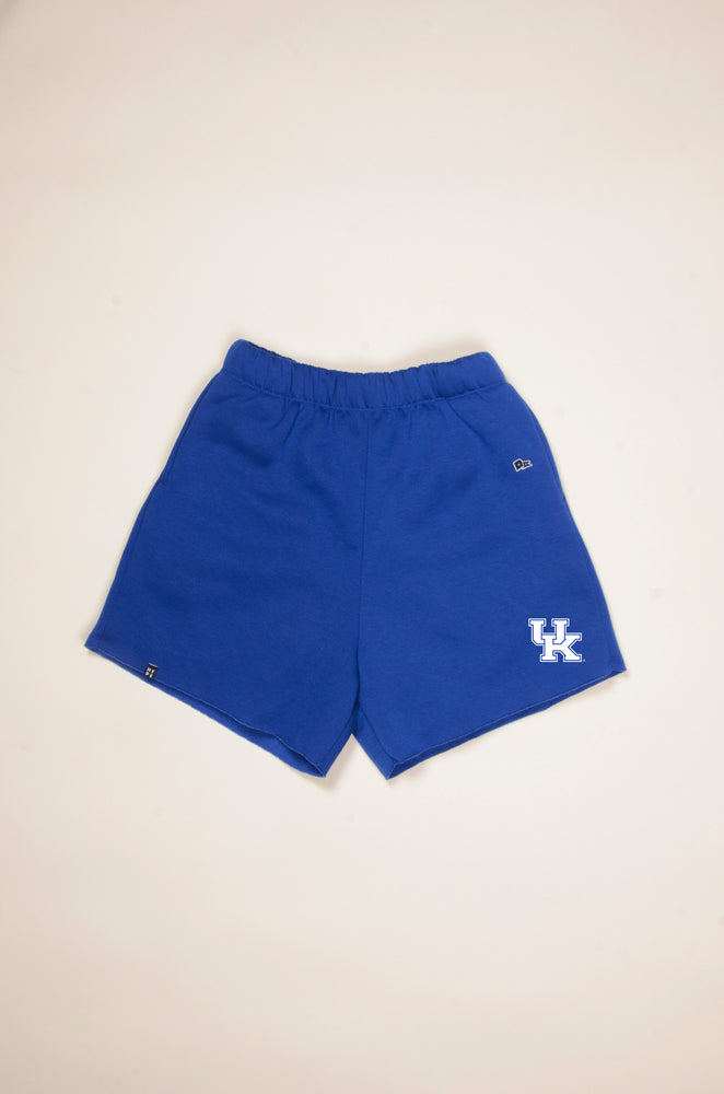 Load image into Gallery viewer, MTO University of Kentucky Cut Off Sweatshorts