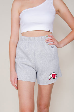 Load image into Gallery viewer, MTO Utah Cut Off Sweatshorts