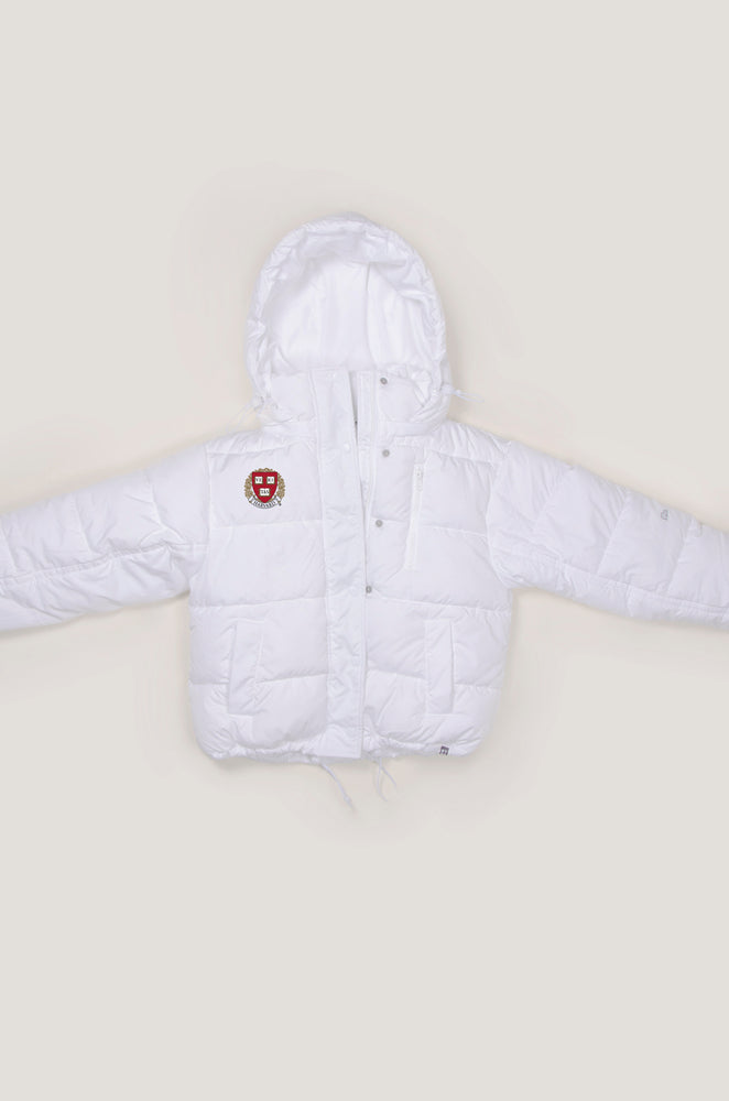 Load image into Gallery viewer, Harvard Puffer Jacket