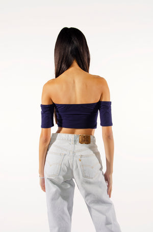 Cal Off-Shoulder Top - Hype and Vice