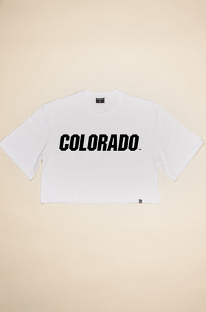 Load image into Gallery viewer, Colorado Boulder Touchdown Tee