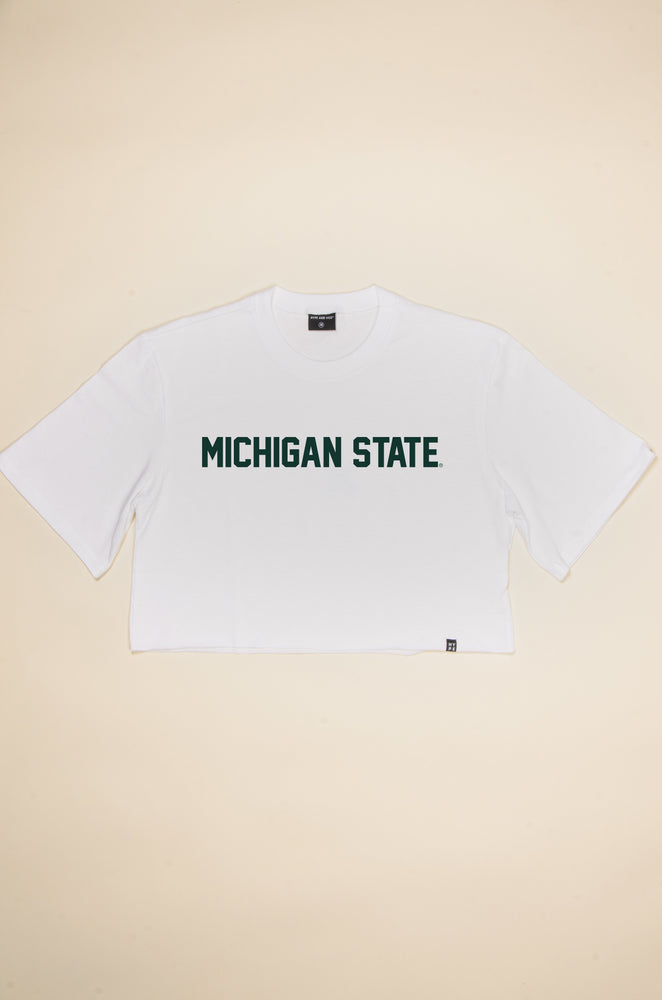 Load image into Gallery viewer, Michigan State Touchdown Tee