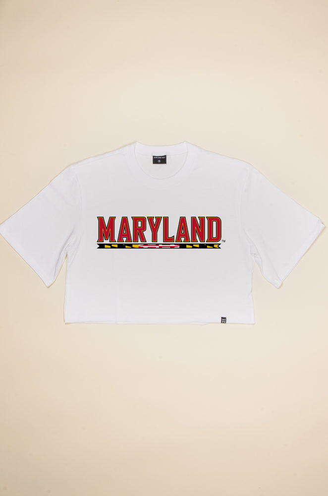 Maryland Touchdown Tee
