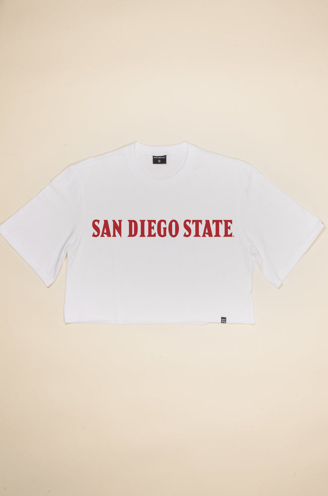 Load image into Gallery viewer, SDSU Touchdown Tee