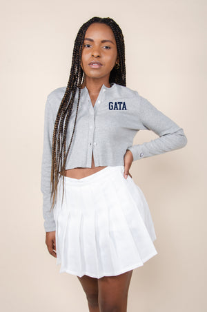 Load image into Gallery viewer, MTO Babydoll Knit Georgia Southern - Hype and Vice