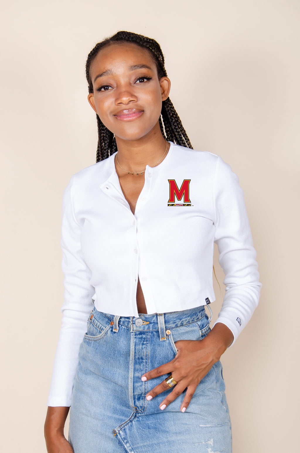 MTO Babydoll Knit Maryland - Hype and Vice