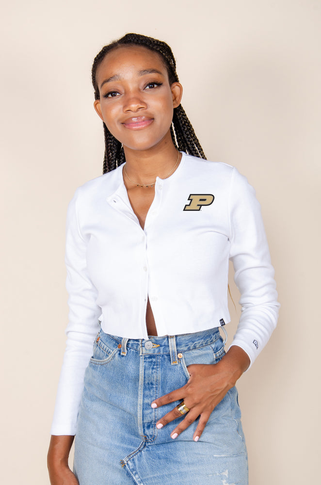 Load image into Gallery viewer, MTO Babydoll Knit Purdue - Hype and Vice