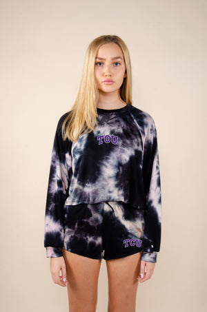 Load image into Gallery viewer, MTO TCU Tie Dye Dreams Top