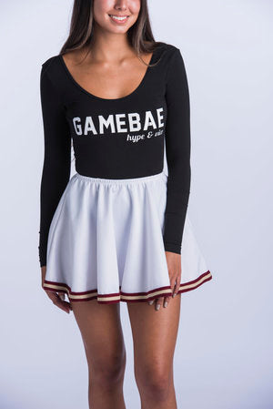 GAMEBAE Long Sleeve Bodysuit - Hype and Vice