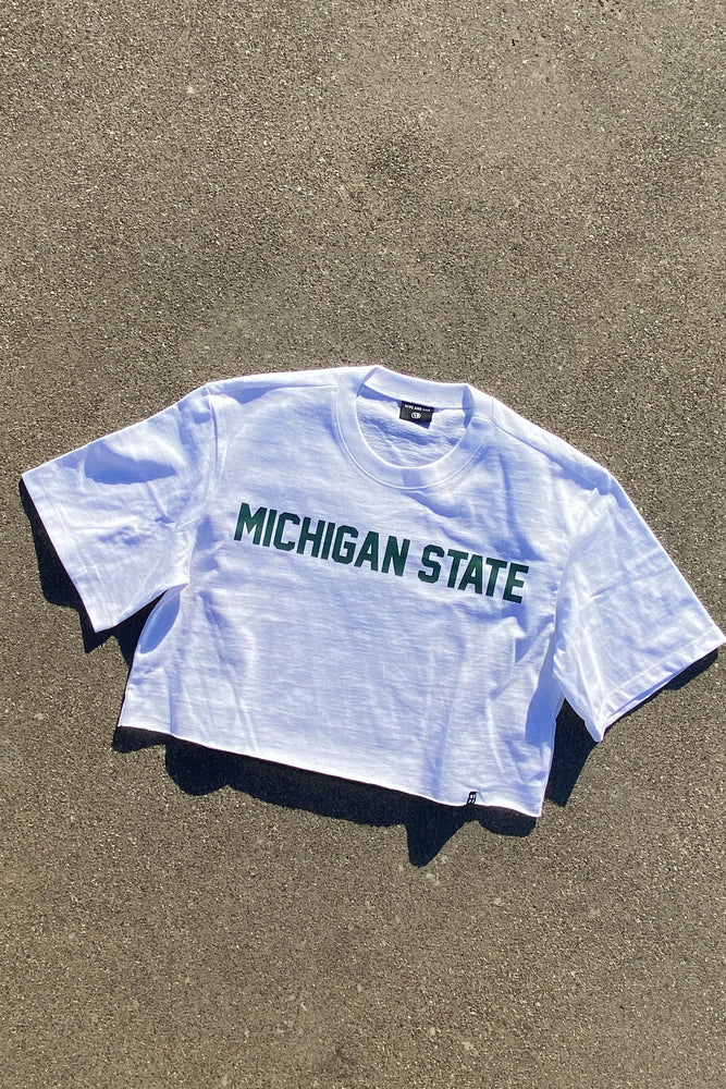 Michigan State Touchdown Tee