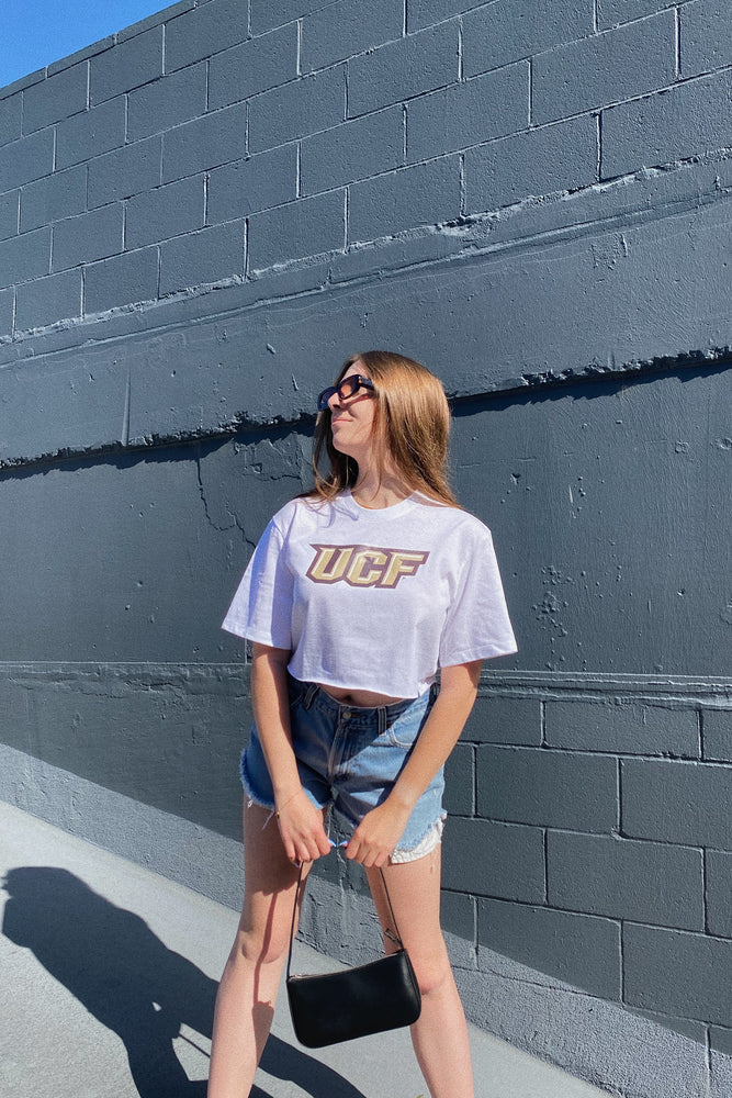 Load image into Gallery viewer, UCF Touchdown Tee