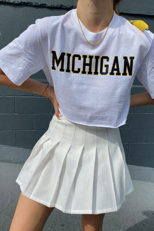 Load image into Gallery viewer, University of Michigan Touchdown Tee