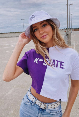 Load image into Gallery viewer, Kansas State The Brandy Tee