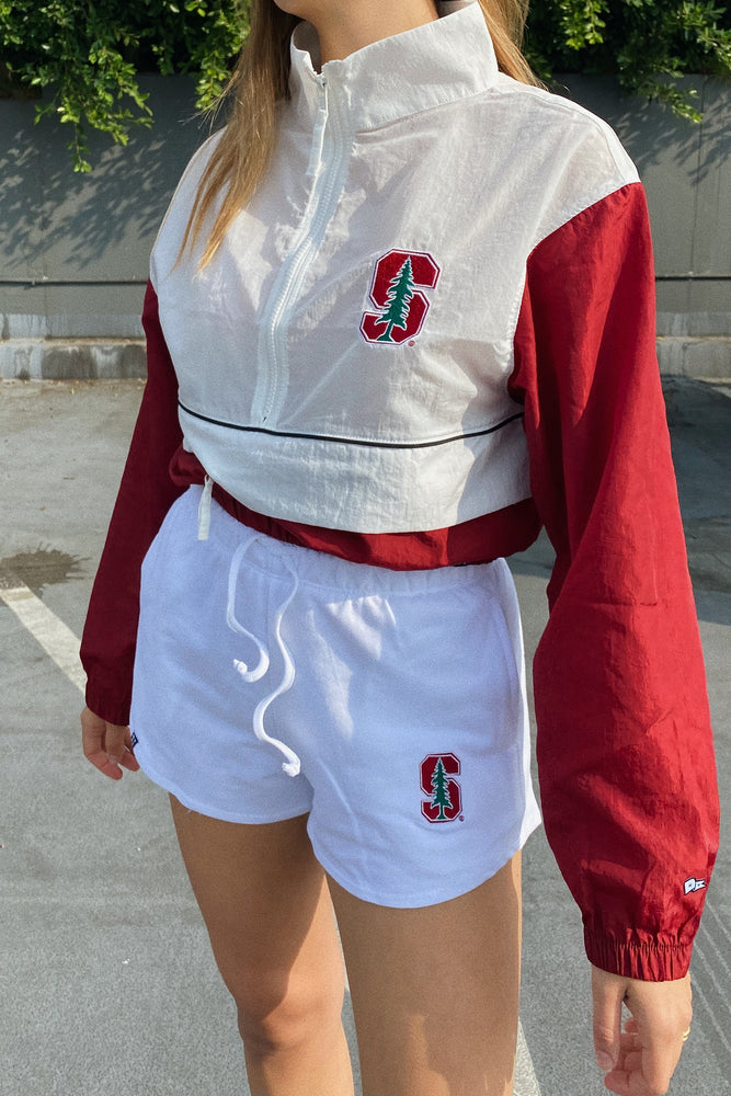 Load image into Gallery viewer, Stanford Vintage Track Jacket