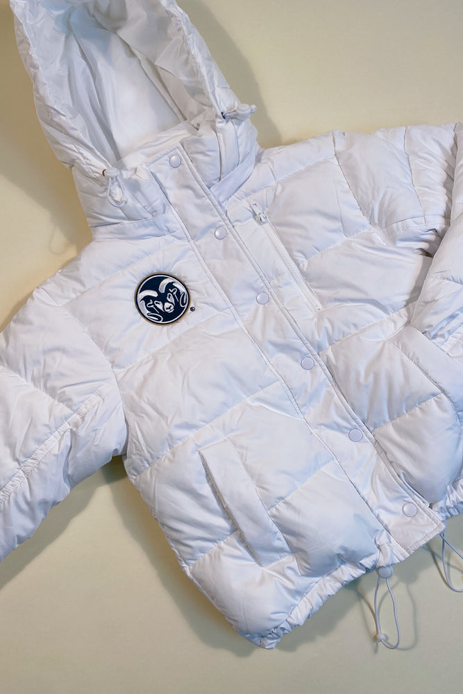 Colorado State Puffer Jacket
