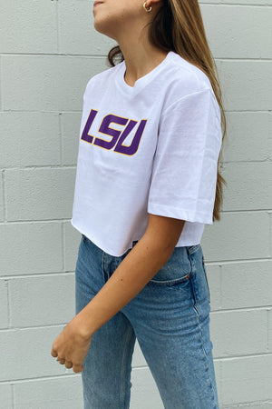 Load image into Gallery viewer, LSU Touchdown Tee