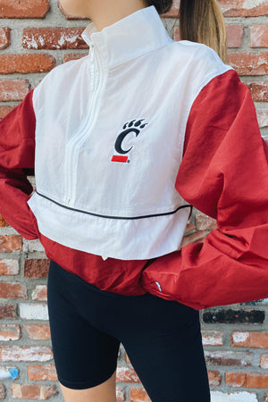 Load image into Gallery viewer, Cincinnati Vintage Track Jacket