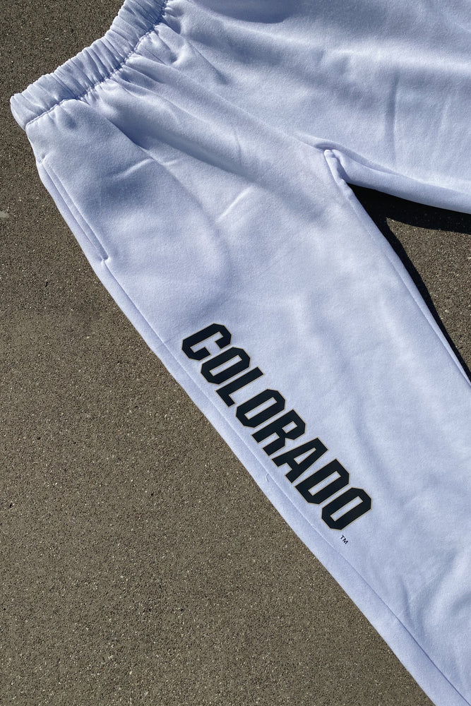 Colorado Boulder Basic Sweats