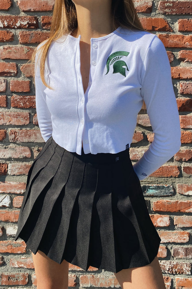 Load image into Gallery viewer, MTO Babydoll Knit Michigan State
