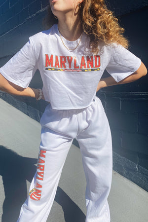 Load image into Gallery viewer, Maryland Touchdown Tee