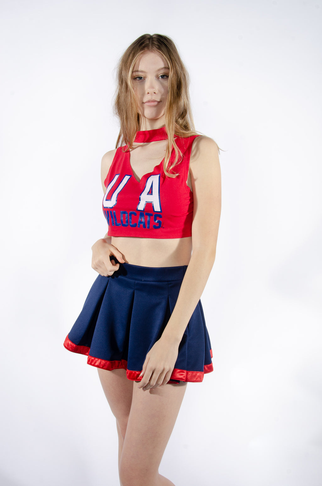 U of A Wildcats Cutout Top - Hype and Vice