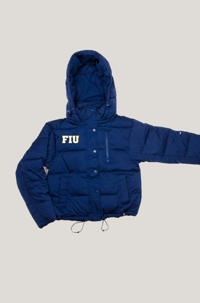 Load image into Gallery viewer, FIU Puffer Jacket