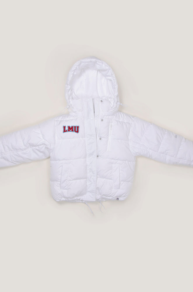Load image into Gallery viewer, LMU Puffer Jacket