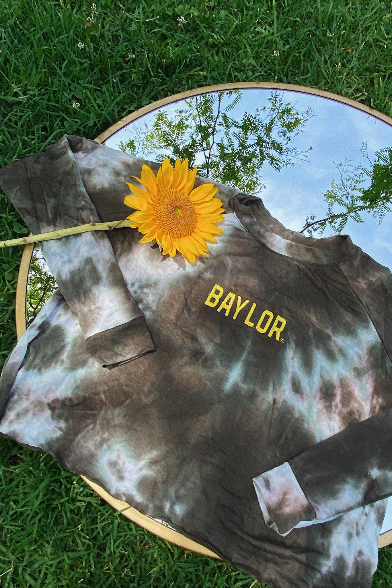 Tie Dye Dreams Top - Baylor - Hype and Vice