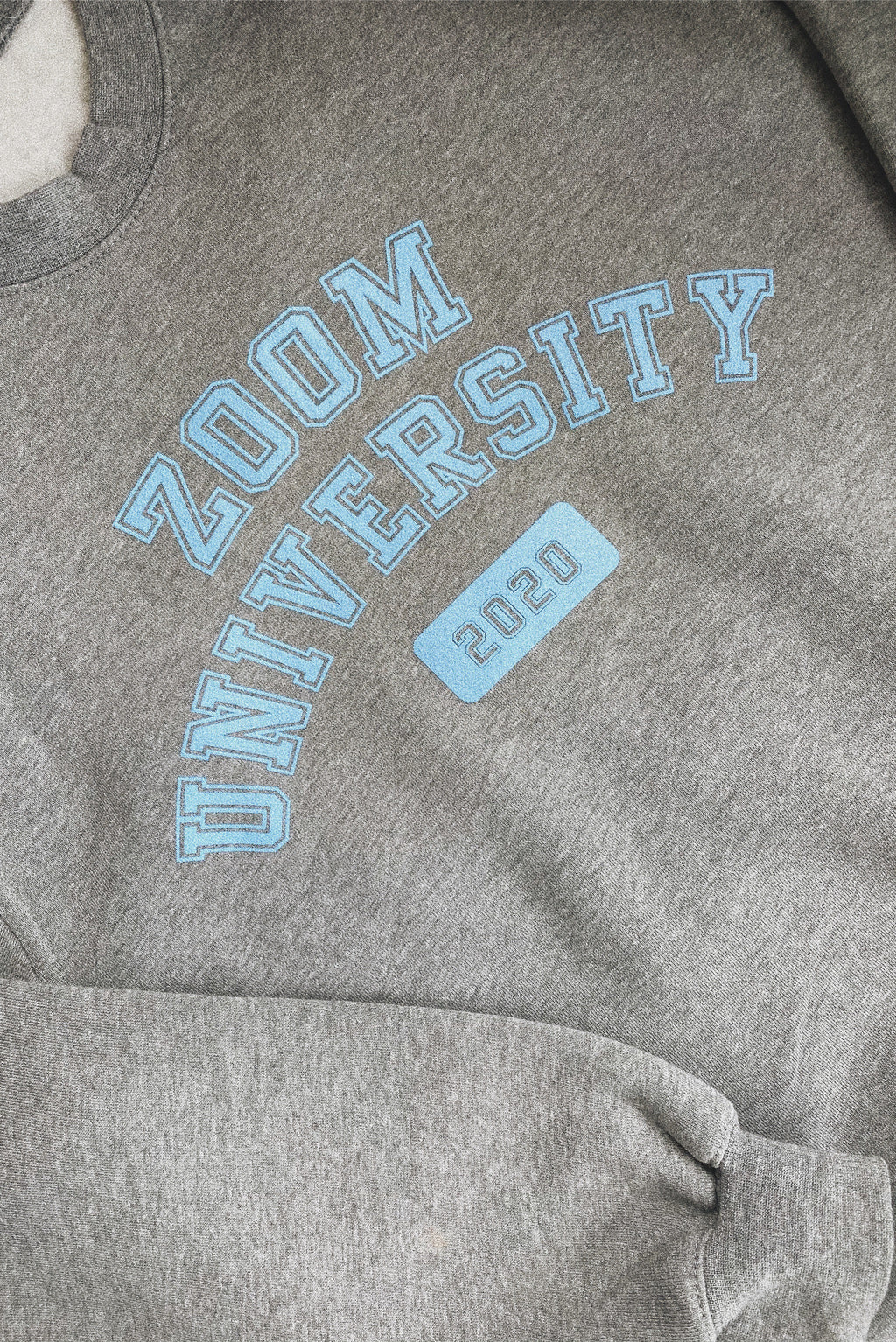 Zoom University Crewneck - Hype and Vice