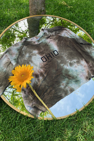 Load image into Gallery viewer, Tie Dye Dreams Top - Ohio - Hype and Vice
