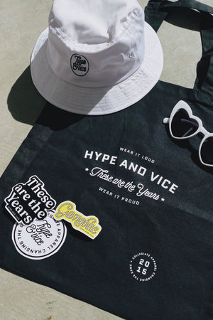 Hype and Vice Tote Bag
