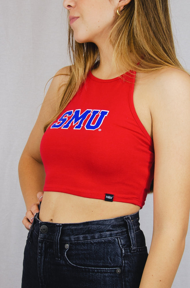 Load image into Gallery viewer, SMU Halter Top - Hype and Vice
