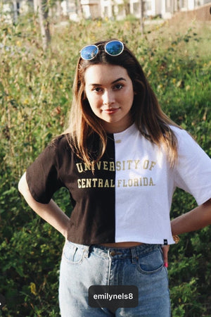 Load image into Gallery viewer, The Brandy Tee - UCF - Hype and Vice