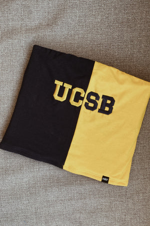 UCSB - Color Block Tube Top - Hype and Vice
