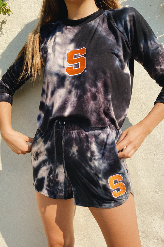 Tie Dye Dreams Shorts - Syracuse - Hype and Vice