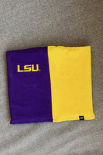 LSU - Color Block Tube Top - Hype and Vice