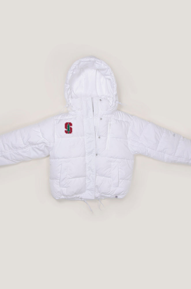 Load image into Gallery viewer, Stanford Puffer Jacket