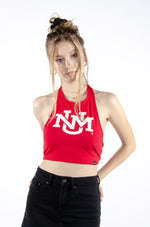 UNM Adjustable Halter Top - Hype and Vice