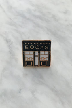 Book Store Pin