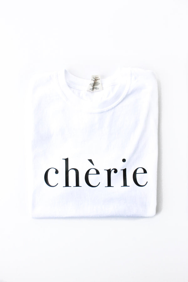 Chèrie Graphic T-Shirt